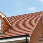 new tiled roof in fife near anstruther